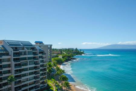 Sands of Kahana Oceanfront Maui Vacation Rental Condos