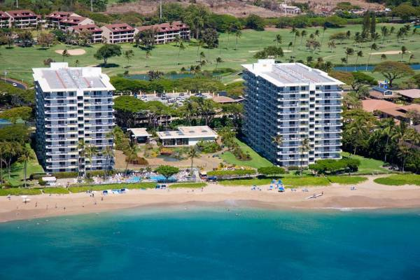 The Whaler on Kaanapali Beach Maui Oceanfront Vacation Rental Condos