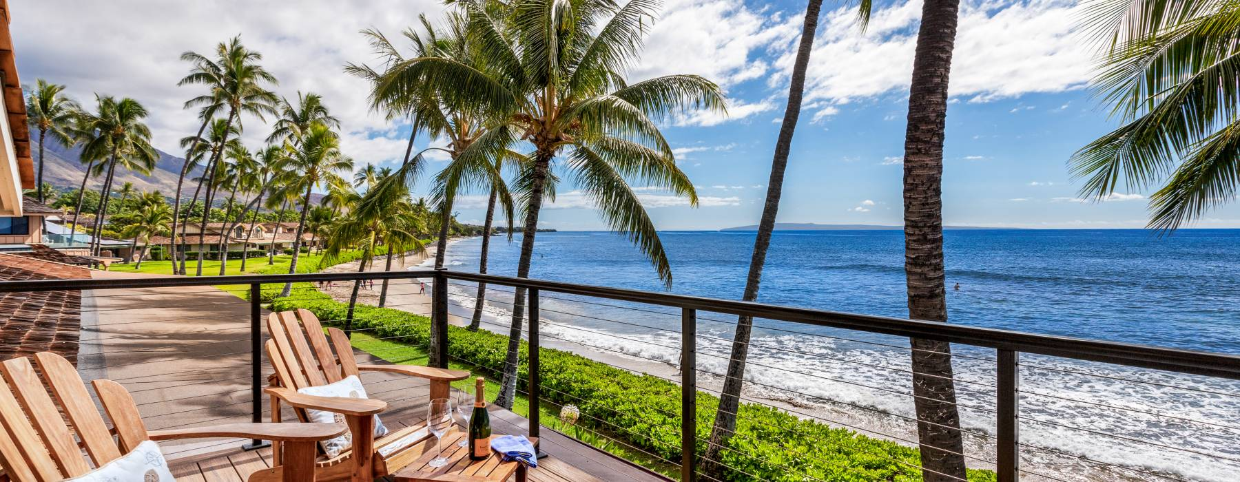 Puamana 19-1 Oceanfront Vacation Rental Home