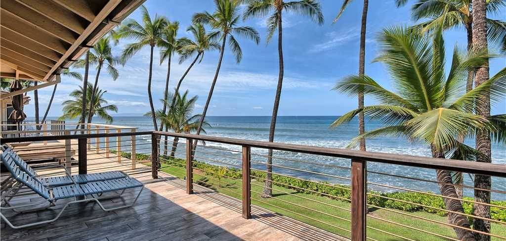 Puamana Oceanfront View